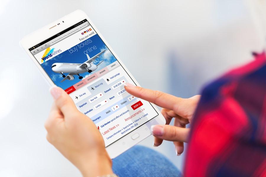 Tecnología Tecnología El sector turístico lidera el comercio electrónico en España y se dispara en los meses de verano
