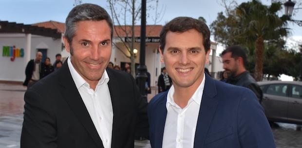 Ayuntamientos Ayuntamientos La Justicia archiva la denuncia de Juan Carlos Maldonado (antes PSOE, ahora C's) contra Ángel Nozal y Mario Bravo
