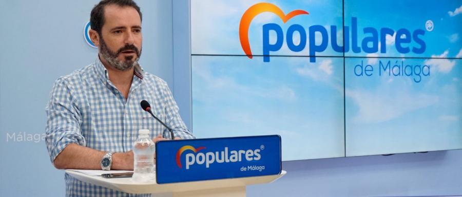 Empleo Empleo El PP destaca el liderazgo de Málaga y la apuesta de la Junta para la creación de empleo autónomo