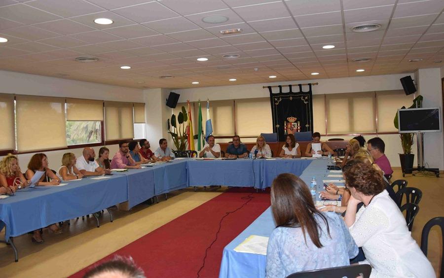 Empleo Empleo Fuengirola impulsa un programa de inclusión social de personas con discapacidad intelectual en los comercios de la localidad