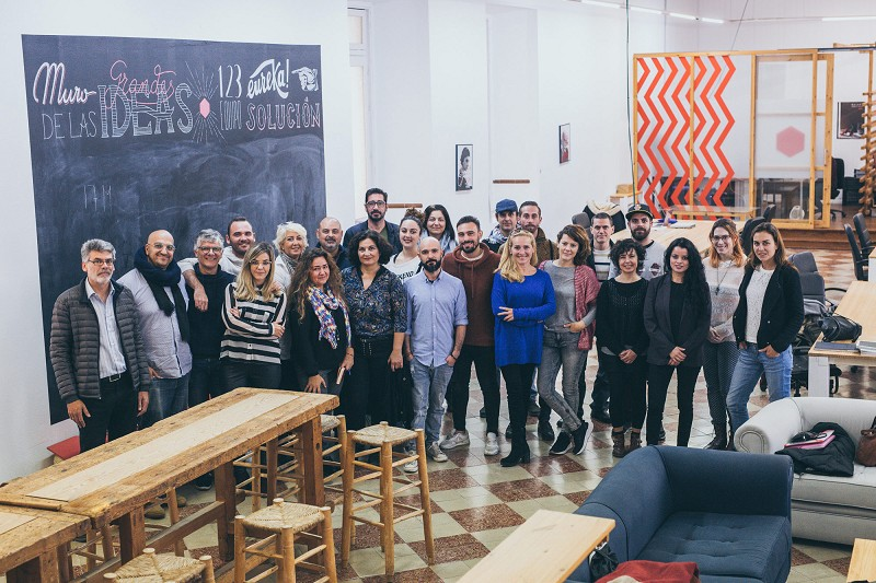 Cultura Cultura El coworking de La Térmica busca nuevos integrantes para la próxima temporada