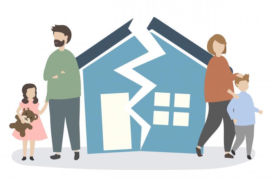 Actualidad Noticias Conflictos durante los procesos de divorcio: ¿Quién debe utilizar la vivienda?