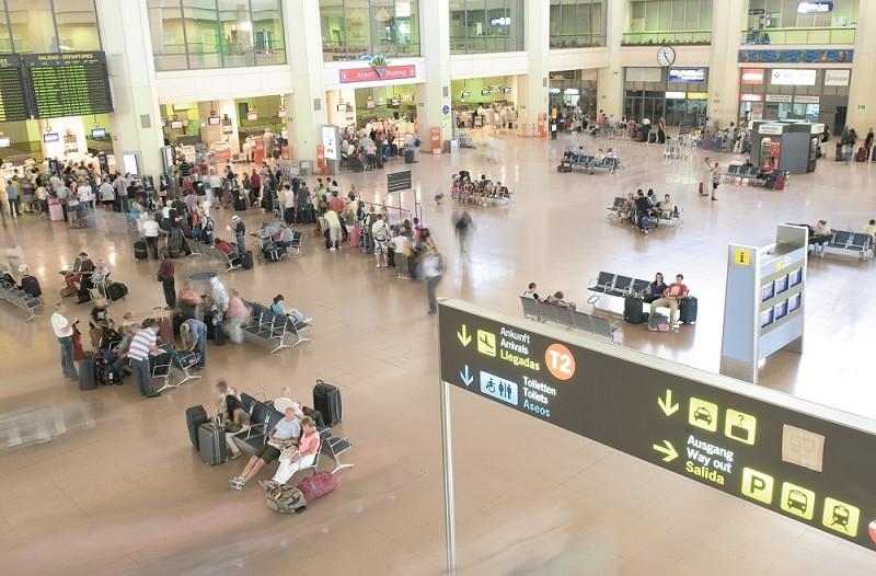 Turismo Turismo La llegada de pasajeros al aeropuerto de Málaga crecerá un 1,8% hasta el próximo mes de enero
