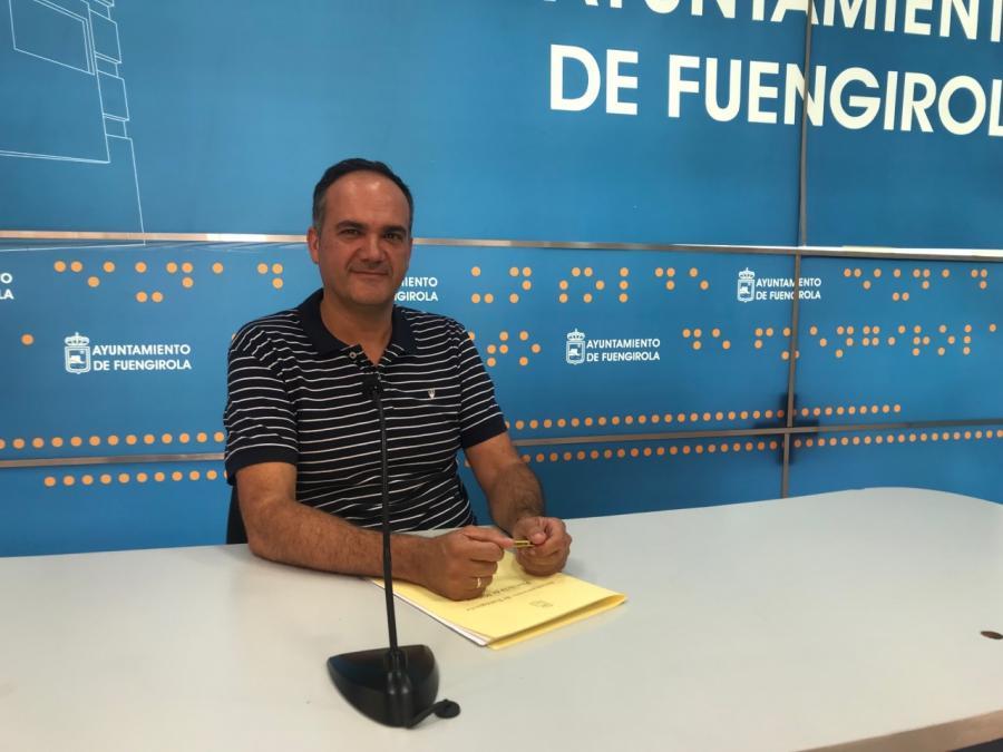 """Actualidad Noticias Las bolsas de """"Mis compras en Fuengirola"""" empiezan a repartirse entre los negocios del mercado de Los Boliches"""