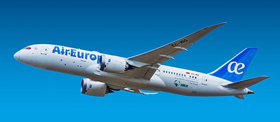 Turismo Turismo Air Europa refuerza su internacionalización y despunta en la clase Business