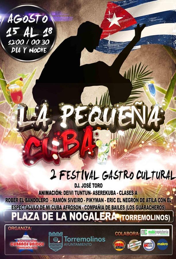 Torremolinos Torremolinos Presentación del festival 'La Pequeña Cuba' en Torremolinos