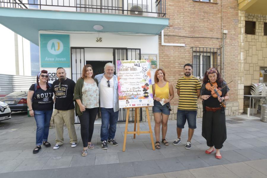 Torremolinos Torremolinos El área de Juventud de Torremolinos impulsa la I Feria de Asociaciones Juveniles