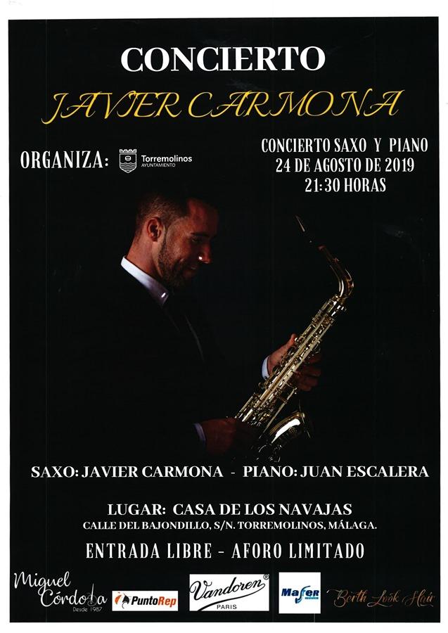 Torremolinos Torremolinos La Casa de los Navajas de Torremolinos será escenario el sábado del concierto Duazzo, un tándem de saxo y piano