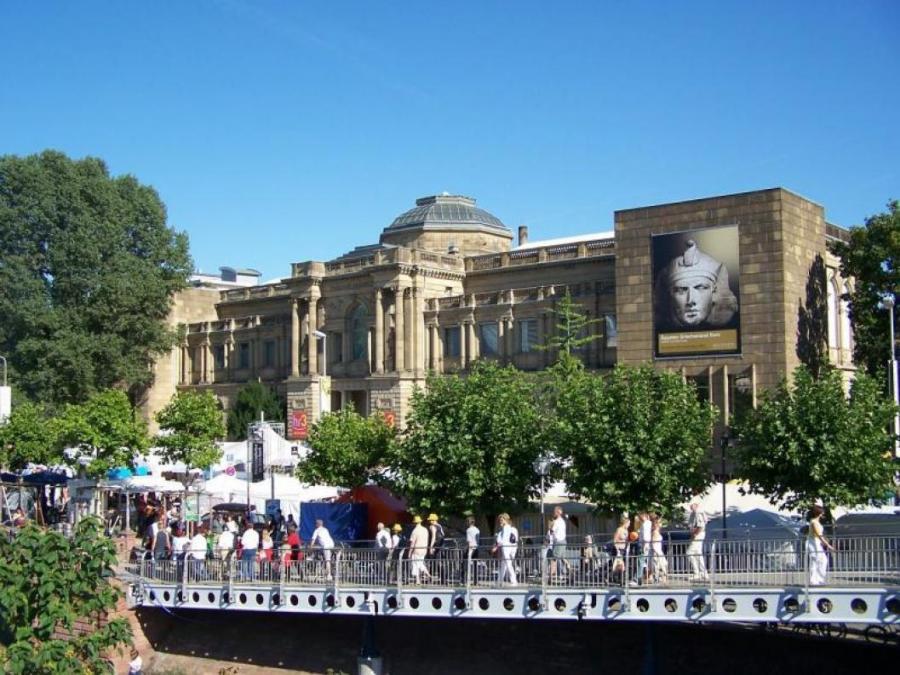 Turismo Turismo Andalucía promociona su oferta cultural y gastronómica en el festival Museumsuferfest de Frankfurt