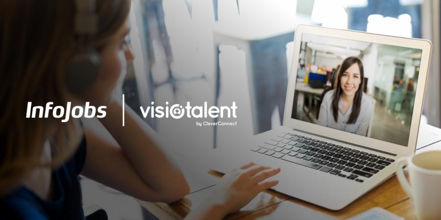 Empleo Empleo InfoJobs lanza un innovador servicio de videoentrevista de la mano de Visiotalent
