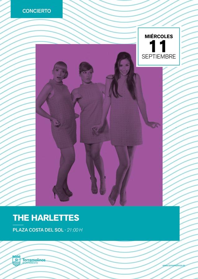 Torremolinos Torremolinos La plaza Costa del Sol de Torremolinos recibe este miércoles el concierto de 'The Harlettes'