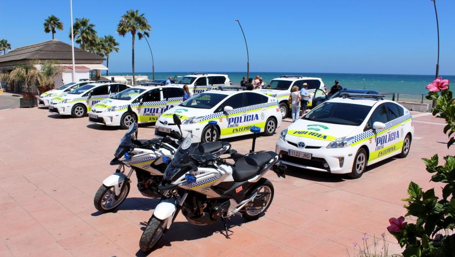 Ayuntamientos Ayuntamientos El Ayuntamiento de Estepona dotará a la Policía Local con nuevos chalecos antibalas y cascos