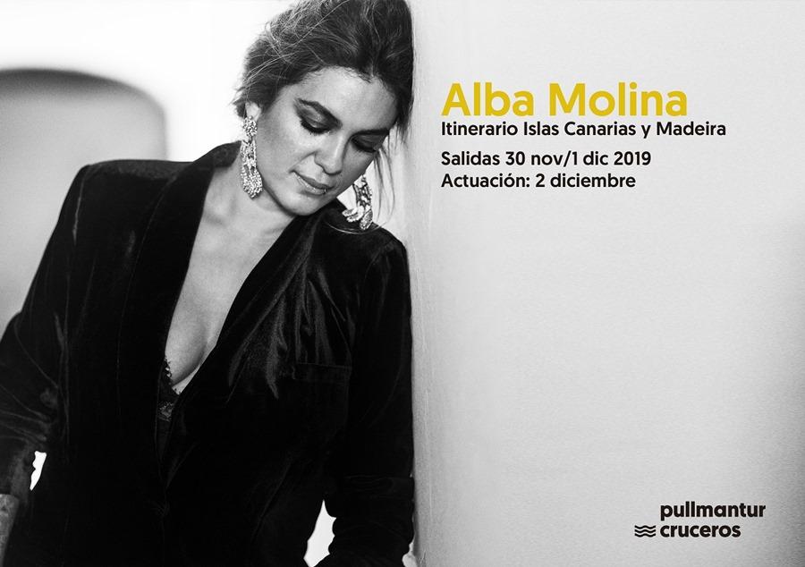 Turismo Turismo Las andaluzas Roko, Alba Molina y María Villalón, protagonistas de Ola Flamenca, el primer ciclo de flamenco femenino de Pullmantur Cruceros