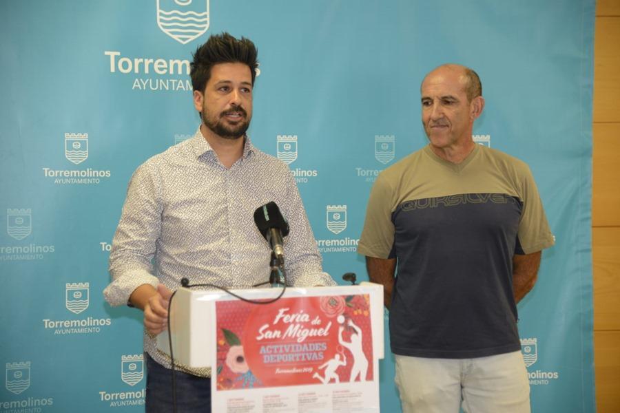 Deportes Deportes Este jueves comienza en Torremolinos el Torneo de Fútbol Sala Feria de San Miguel 2019