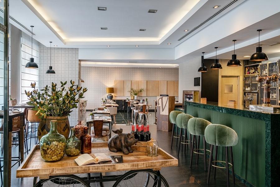 """Restaurantes Restaurantes Vincci Selección Posada del Patio 5* presenta su nuevo concepto gastronómico: """"La Posada Food&Living"""""""