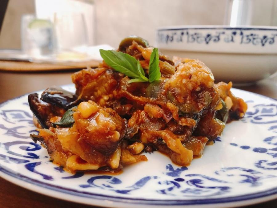 Restaurantes Restaurantes El restaurante Pante cuenta en su menú con platos aptos para vegetarianos