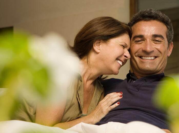 Sexo Sexo Rompiendo mitos: el sexo no termina al llegar la menopausia