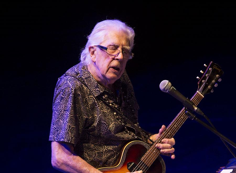 Cultura Cultura El mítico John Mayall vuelve al Teatro Cervantes en la gira de su 85 cumpleaños