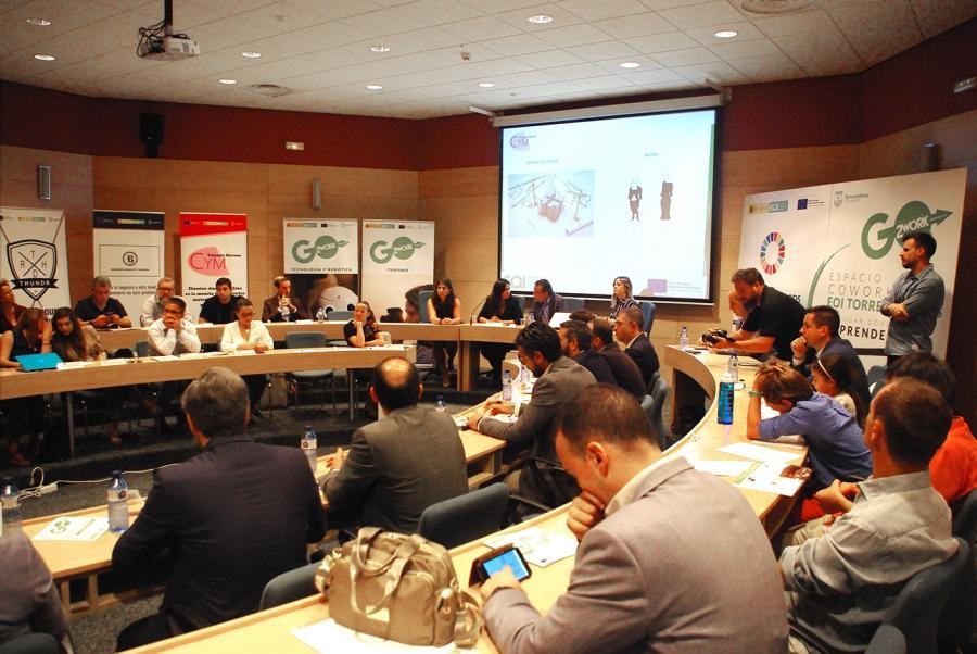 Torremolinos Torremolinos La EOI y el Ayuntamiento abren el plazo de inscripción a la sexta edición del espacio Coworking de Torremolinos