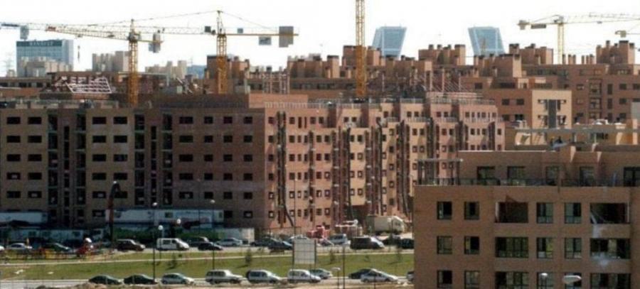 España España El precio de la vivienda se incrementa en un 2,6% en Andalucía, tres décimas por encima de la media nacional