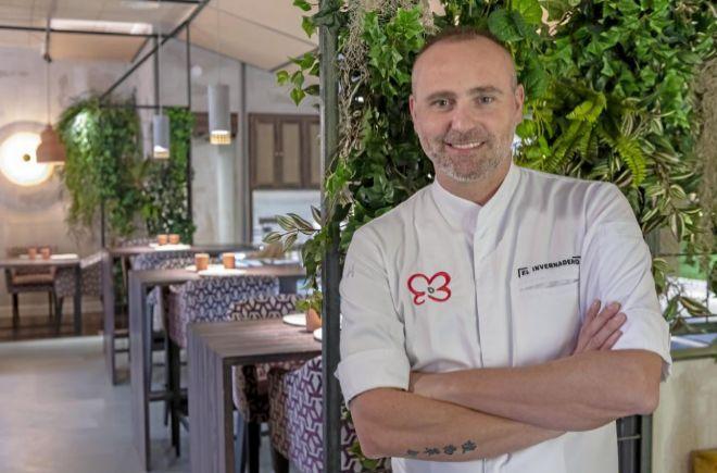 Restaurantes Restaurantes Primaflor presenta sus nuevas ensaladas en FruitAttraction con un showcooking de la mano del Chef Rodrigo de la Calle