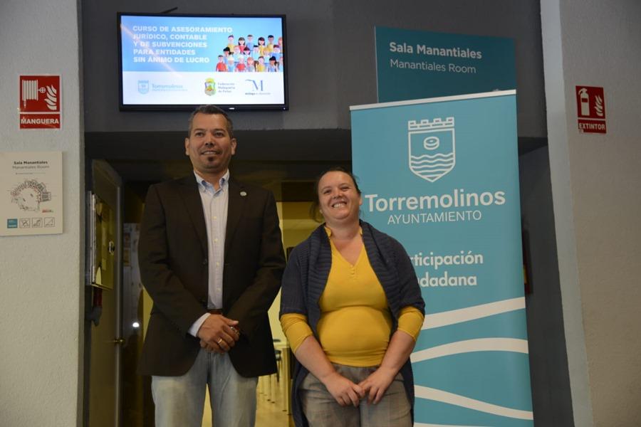 Torremolinos Torremolinos El Ayuntamiento de Torremolinos organiza un curso de asistencia jurídica, contable y de subvenciones dirigido a asociaciones los días 4 y 5 de noviembre