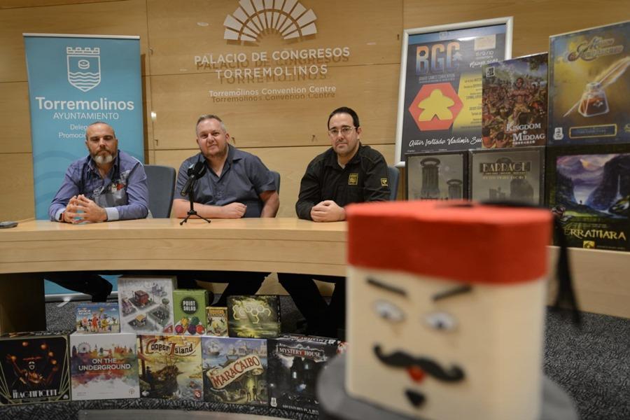 Torremolinos Torremolinos Torremolinos se convierte en la capital de los juegos de mesa con la Board Game Convention