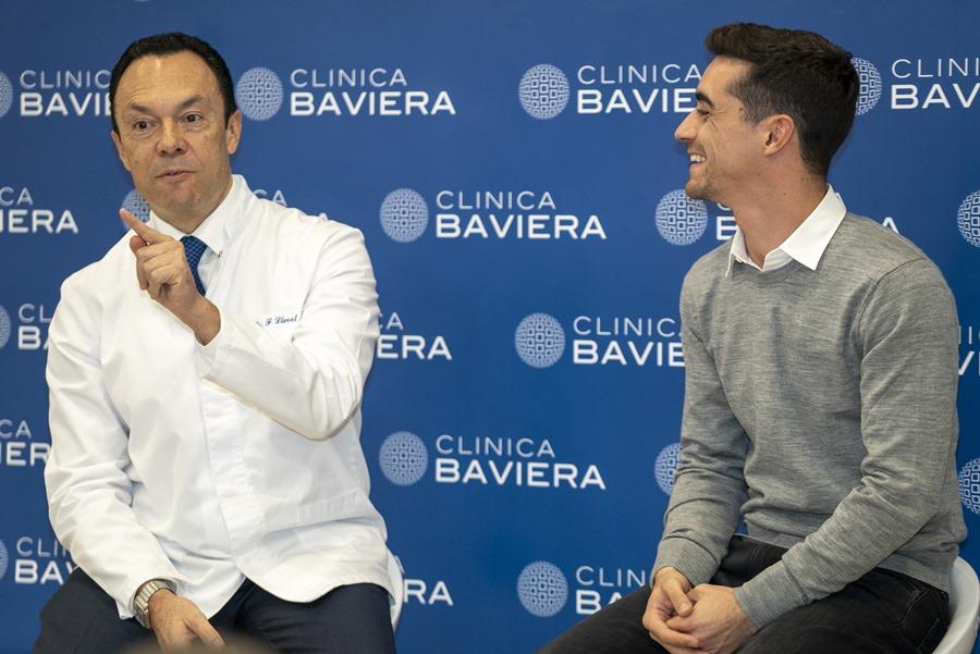 Salud Salud Javier Fernández, el mejor patinador español de la historia, dice adiós a sus gafas
