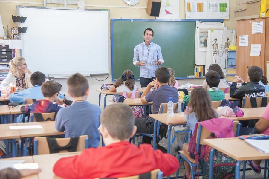 Torremolinos Torremolinos Arranca el programa 'Despierta', que ayuda a prevenir el consumo de drogas y alcohol en el ámbito escolar