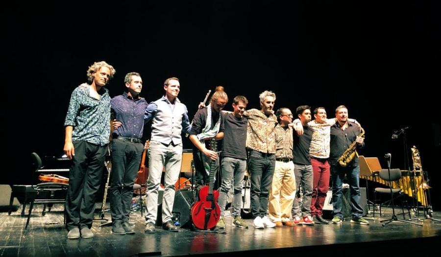 Cultura Cultura Ernesto Aurignac desembarca con Plutón en el Festival Internacional de Jazz del Teatro Cervantes