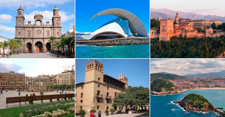 España España Las seis ciudades donde más se ha disparado el alquiler (y no son Madrid ni Barcelona)