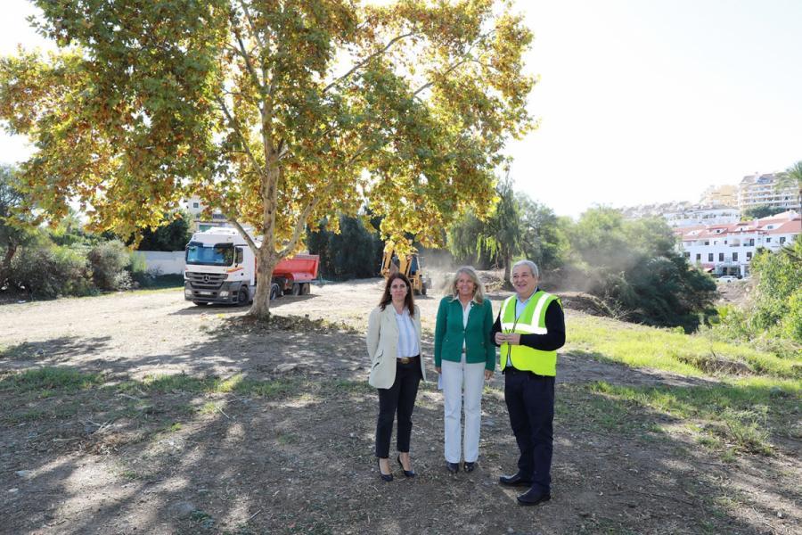 Ayuntamientos Ayuntamientos Marbella acomete la limpieza de los cauces de una docena de ríos y arroyos y destinará en 2020 una partida de 150.000 euros para dar continuidad a estos trabajos cada año