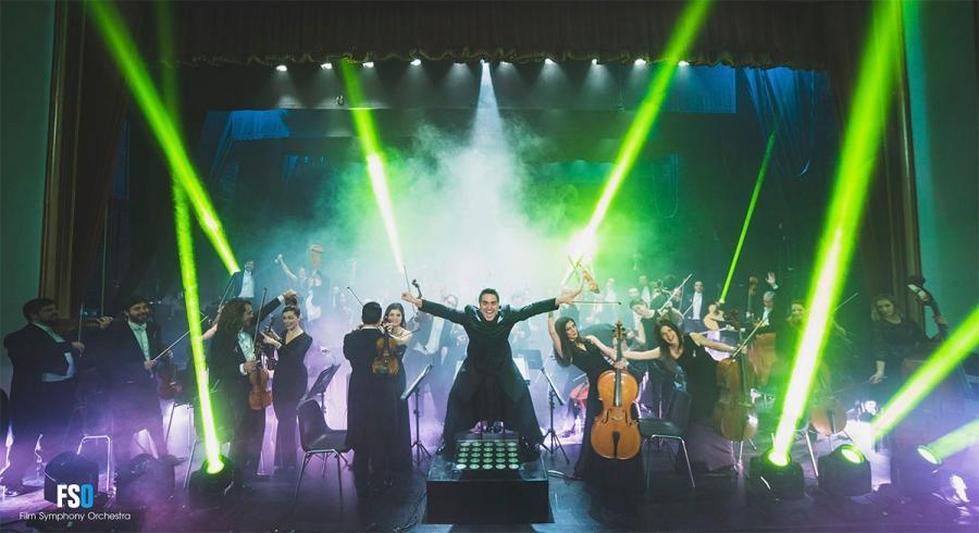 Torremolinos Torremolinos La mejor música de cine llega al Auditorio Municipal de Torremolinos con la Film Symphony Orchestra