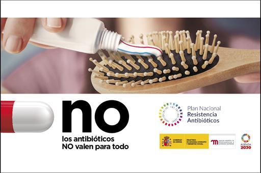 """Salud Salud Sanidad, Consumo y Bienestar Social lanza la campaña """"Los antibióticos NO valen para todo"""""""
