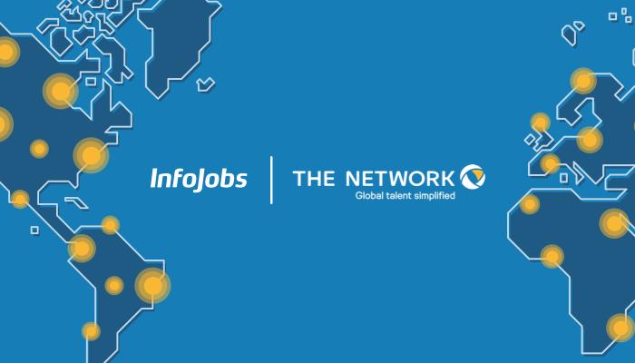 Empleo Empleo InfoJobs, nuevo partner de The Network, la plataforma online que conecta portales de empleo líderes de todo el mundo