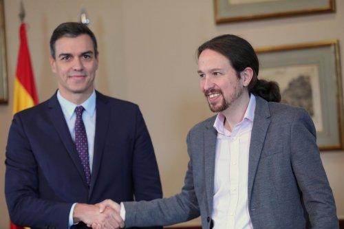 España España Pablo Iglesias será vicepresidente en el futuro Gobierno de coalición entre PSOE y Unidas Podemos