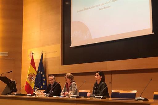 Ecologia Ecologia Transición Ecológica presenta un estudio sobre las proyecciones regionales del efecto del cambio climático en toda la costa española
