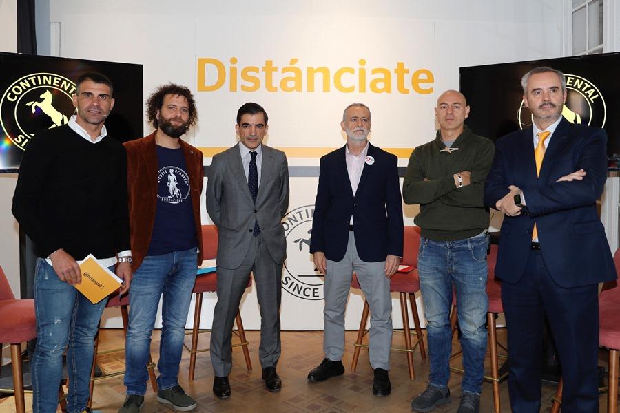 España España Continental y Unipublic abogan por la convivencia entre ciclistas y conductores