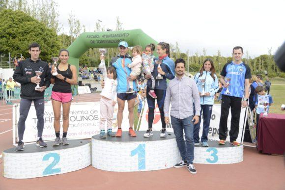 Torremolinos Torremolinos Dani García y María Bravo se imponen en el XXXII Cross de Torremolinos