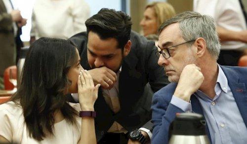 España España Villegas dejará la dirección de Cs tras las primarias y De Páramo abandona la política