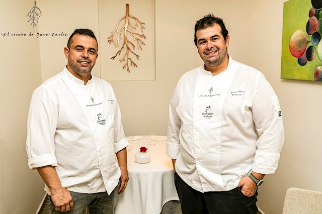 Restaurantes Restaurantes Los chefs Hermanos Padrón acercan la alta cocina canaria a Moscú