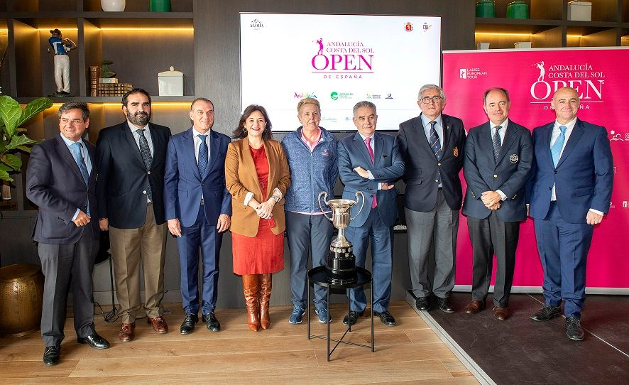 Turismo Turismo El Andalucía Costa del Sol Open de España Femenino anuncia la mayor apuesta por el golf femenino de elite en la historia de nuestro país