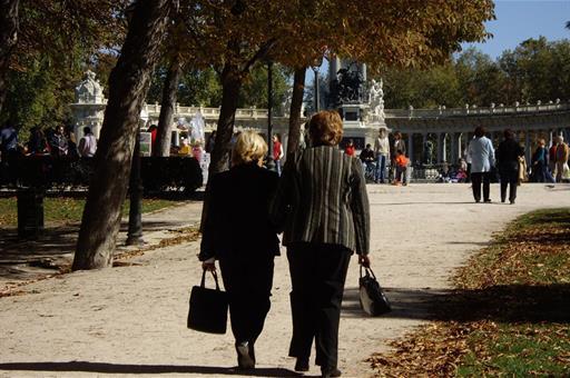 España España La Seguridad Social abona en noviembre 9.784.262 pensiones contributivas