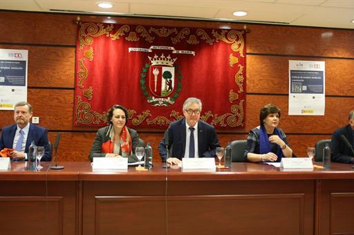 Empleo Empleo Valerio defiende una estrategia de empleo que mejore las políticas activas y resalte el valor de los Servicios Públicos de Empleo
