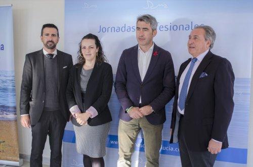 """Ayuntamientos Ayuntamientos El alcalde y la concejala confirma que la renovación en la concesión del Puerto Deportivo """"Avanza a buen ritmo"""""""