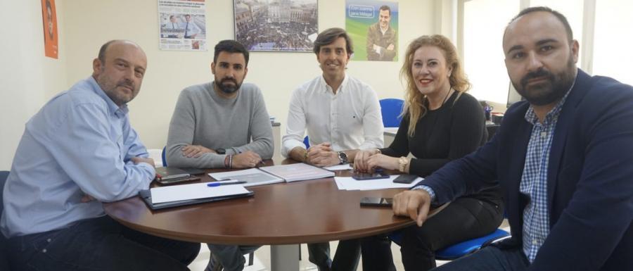Andalucía Andalucía Montesinos se compromete con la subida salarial de los funcionarios de prisiones