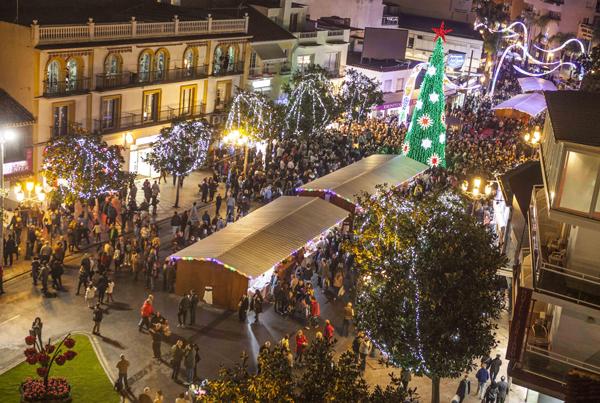 """Torremolinos Torremolinos Torremolinos tendrá su propio """"Black Friday"""" el próximo jueves con el encendido del alumbrado"""