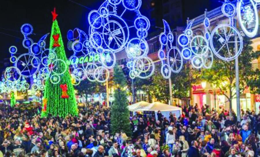 Torremolinos Torremolinos El ocio infantil y familiar anima la agenda navideña en Torremolinos
