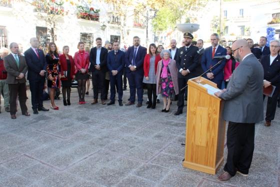 Ayuntamientos Ayuntamientos La corporación municipal celebra el viernes 6 el Día de la Constitución en Mijas Pueblo