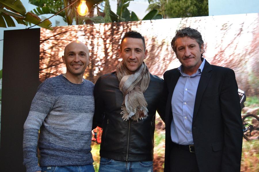 Málaga Málaga Éxito en la presentación del equipo de ciclismo malagueñode Élite-sub 23 Eshmún Sport Clinic-Cabberty, que da un importante salto hacia la competición nacional